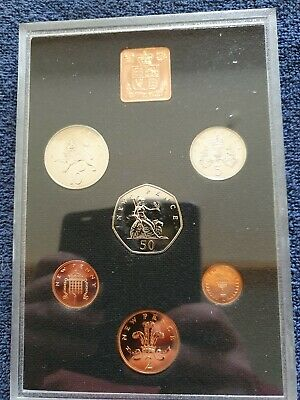 1971 Royal Mint Proof coin year set, Cased, outer box plus original envolope