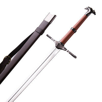 The Witcher 3: Wild Hunt Geralt Of Rivia Legendary Wolven Sword