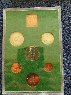 1975 Royal Mail Proof Coin Year Set in all original packaging.