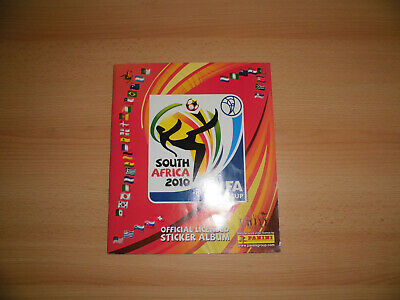 Paniniheft 2010 FIFA World Cup South Africa