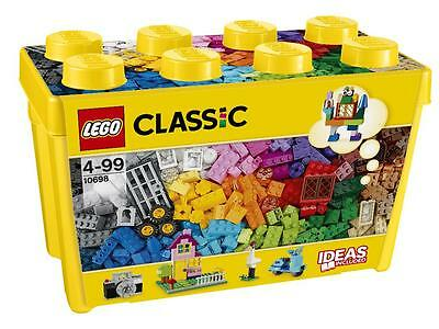 Lego Classic 10698 - Large Box of Building Blocks, New/Boxed