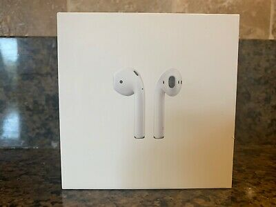 Apple AirPods 2nd Generation with Charging Case MV7N2AM/A - White - A+ Free Ship
