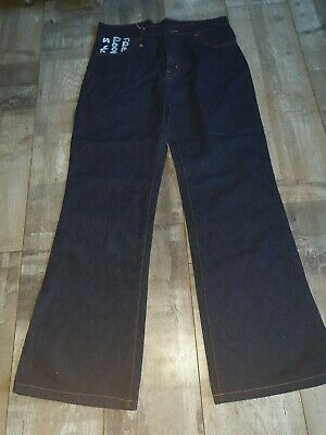 Vintage Retro 80s-90s Boys Skater Jean's Age 15 Years by Raid BNWT