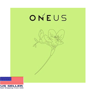 [US SHIPPING] Oneus-[In Its Time] 1st Single Album (KpopMusicDepot)