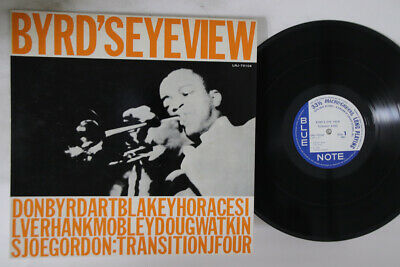 LP DONALD BYRD Byrd's Eye View LNJ70104 BLUE NOTE JAPAN Vinyl