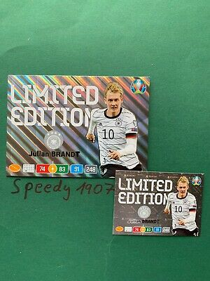 Panini Adrenalyn UEFA EURO 2020 Limited Edition XXL Brandt Germany Panini