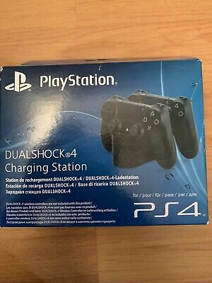 Sony PlayStation Dualshock 4 Charging Station for PS4 - Brand new