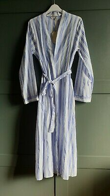 CYBERJAMMIES Nora Rose Thea Long Wrap white / Blue UK 12