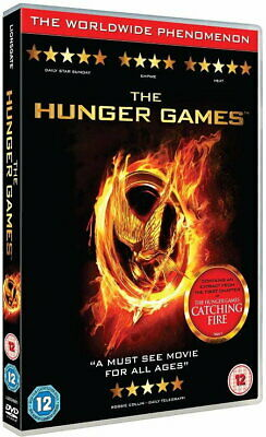 The Hunger Games [New DVD]