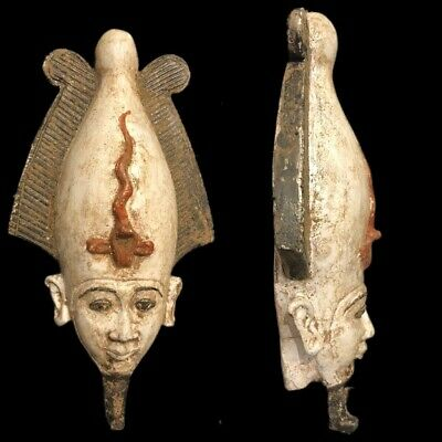 Egyptian Statue, Late Period 664 - 332 Bc (3)