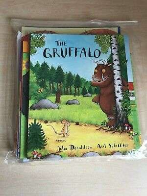 Brand New 10 Book Collection Set by Julia Donaldson - including The Gruffalo
