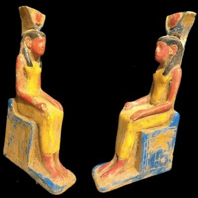 Egyptian Statue, Late Period 664 - 332 Bc (4)