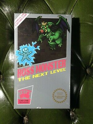 Boss Monster : The Next Level. Brotherwise Card Games. Unopened. Dungeon Builder