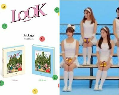 APINK: LOOK / CD+Full Package+Poster (Kakao M) 9th Mini Album K-POP