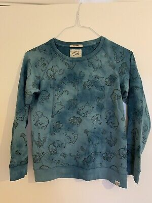 COURAGE AND KIND DISNEY JUNGLE BOOK SWEATER SIZE 9/10 Years