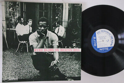 LP DONALD BYRD Byrd Blows On Beacon Hill LNJ70109 BLUE NOTE JAPAN Vinyl
