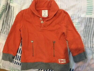 Country Road Kids Jumper Boy Or Girl Size 2 As New Pre Loved Condition