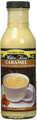 Walden Farms Creamer Coffee Caramel, 12 oz