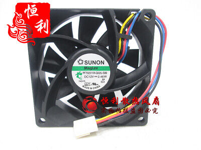 Original SUNON ME40101VX-000U-A99 40mm 404010MM DC 12V 1.60W mini cooling fan