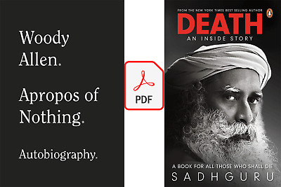 DEATH AN INSIDE STORY+APROPOS OF NOTHING Best Offer 🔥 [PDF] Fast Delivery 🔥 ✔️