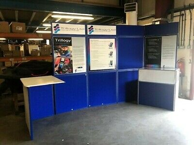 Pre-owned Exhibition / Trade Show Display Stand