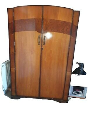 Antique wardrobe pre owned
