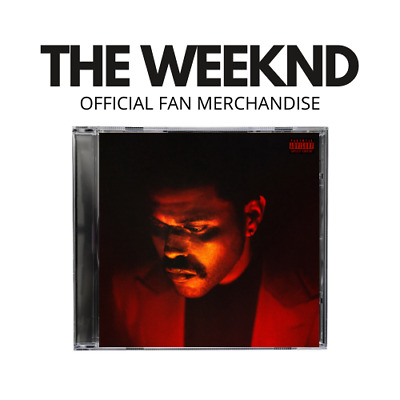 The Weeknd After Hours CD (hmv Exclusive Cover)