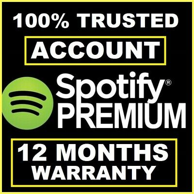 Spotify Account 1 year | Fast Delivery | Worldwide - 12 Months Warranty