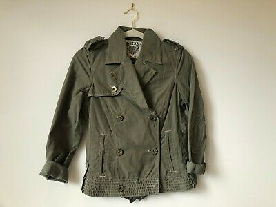 GUESS Utility Jacket Sz S Womens in VGC