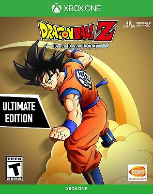 Dragon Ball: Kakarot Ultimate Edition Xbox One Juego Completo/ Full Game