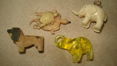 Antique/vintage,charms,dog etc. for old doll house.