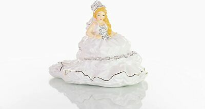 The English Ladies Co Mini Fairytale Gypsy Bride Blonde Doll Figure New Boxed
