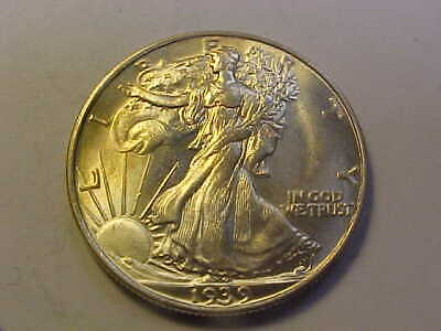 1939  Walking Liberty Half Dollar  Scarce  Date In Ms Unc  Gorgeous   Rare Coin