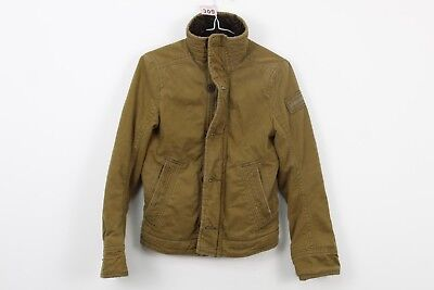 Kids Abercrombie & Fitch Brown Jacket size S