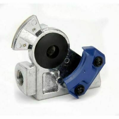 37 Degree Service Gladhand Blue (Replaces Velvac 035092)