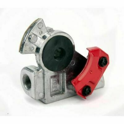 37 Degree Emergency Gladhand Red (Replaces Velvac 035093) TR035093