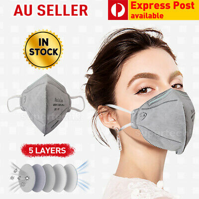 Nano Breathable Adult Face Cover Reusable Outdoor Anti Dust Washable Mouth Cover