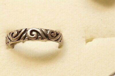 Grandmas Estate 925 Sterling Silver Old Pawn Ring