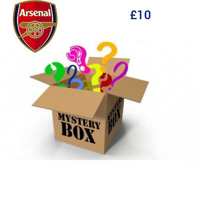 Random items of Job Lot Stock from our warehouse - Arsenal  FC £10 Box