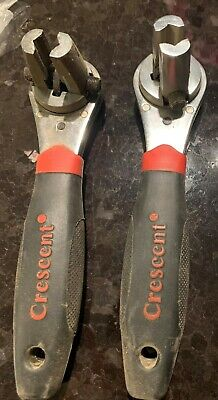 Crescent Ratchet Wrench