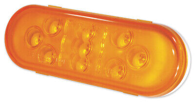 Grote 54143 SuperNova 9-Diode Oval LED Stop Tail Turn Light