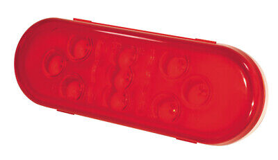 Grote 54142 SuperNova 9-Diode Oval LED Stop Tail Turn Light