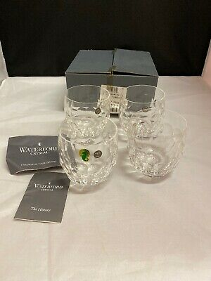 Lot Of 4 Waterford Crystal CURRAGHMORE 9 oz Tumbler