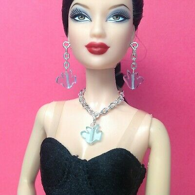 S856 Doll Jewelry Jewellery for Silkstone Barbie Fashion Royalty Collector