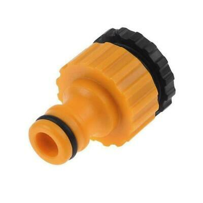 """ABS Garden Hose Water Pipe Connector Tube Fitting Tap Adapter 3//4/"""" TI 1//2/"""" NEW"""