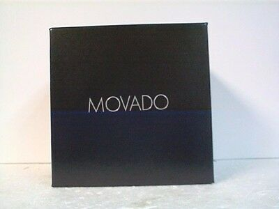 Movado Watch Box New
