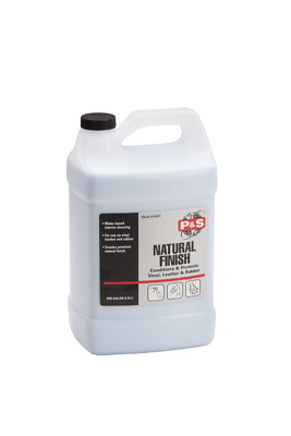 P&S Natural Finish Dressing Gallon