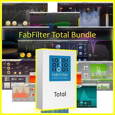 FabFilter Total Bundle ✅ Windows Activation License ✅