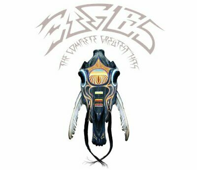 Eagles - The Complete Greatest Hits (2 Disc Uk Release) CD (2) Rhino NEW
