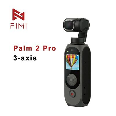 Xiaomi FIMI PALM 3 Axis 4K HD Handheld Gimbal Camera Stabilizer 128° Angle NEW